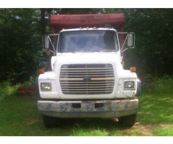 1990 Ford L8000 Dump Truck in AL