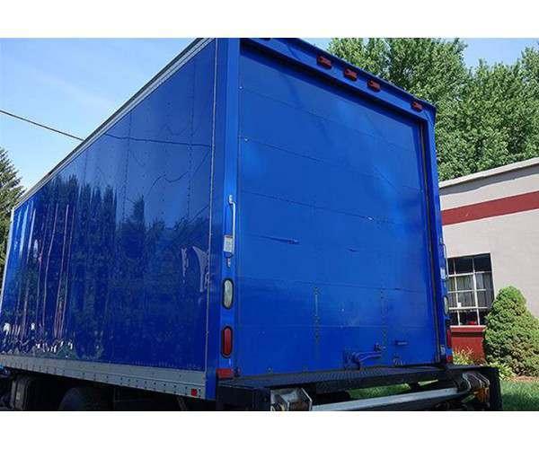 2008 Hino 338 Box Truck 3