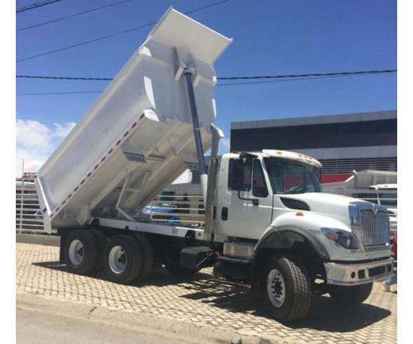2016 International 7600 Dump Truck 3