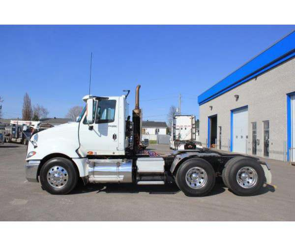 2009 International Prostar Day Cab7