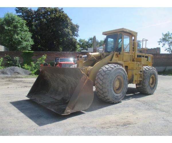 Cat 966D Wheel Loader in NY