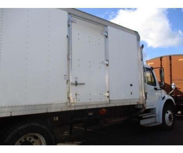 2010 Freightliner M2 Reefer Truck in CA