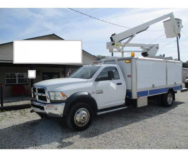 2014 Dodge Ram 5500 Bucket Truck2