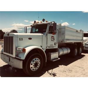 2006 Peterbilt 379 Dump Truck in CA