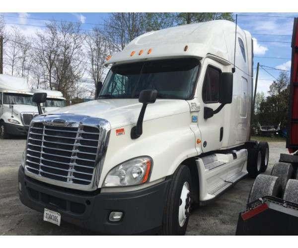 2014 Freightliner Cascadia in GA