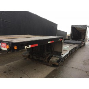 1998 Trail King Lowboy Trailer in PA
