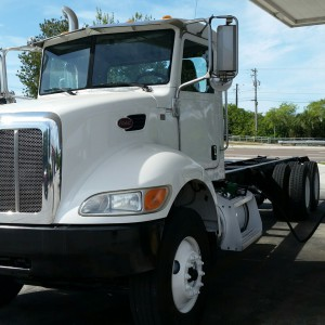 2012 Peterbilt 348 Cab&Chassis