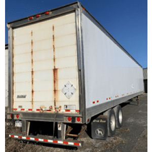 2007 Great Dane/Hyundai Dry Van Trailer