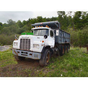 1984 Mack RD Dump Truck in NY