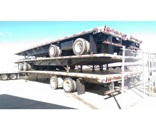 2013 Utility Combo Flatbed in Texas, wholesale trailer deal, ncl truck sales