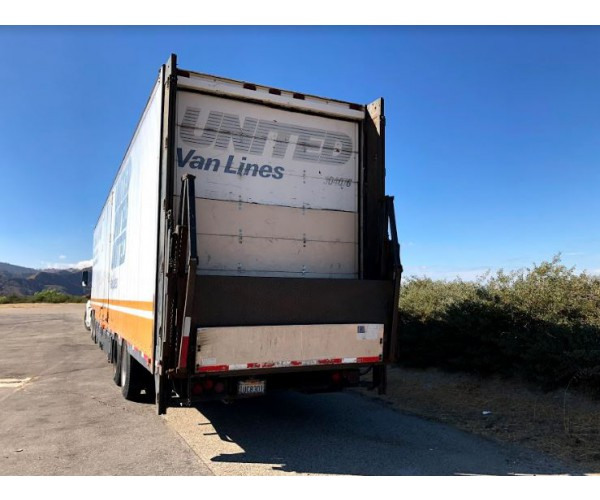 1987 Kentucky Dry Van Trailer in CA