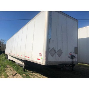 2011 Wabash Dry Van Trailer in CA