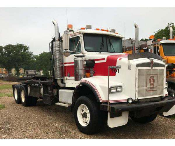 1996 Kenworth T800 Winch Truck 6