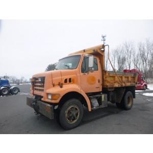 1999 Sterling Acterra Dump Truck