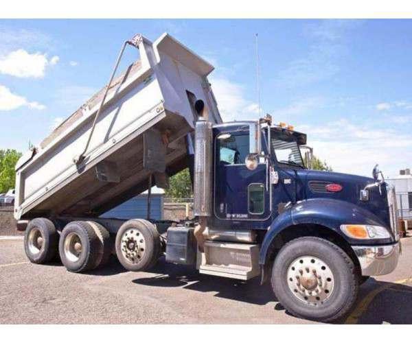 2008 Peterbilt 340 Dump Truck2