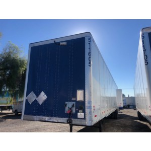 2010 Wabash Dry Van Trailer in OH