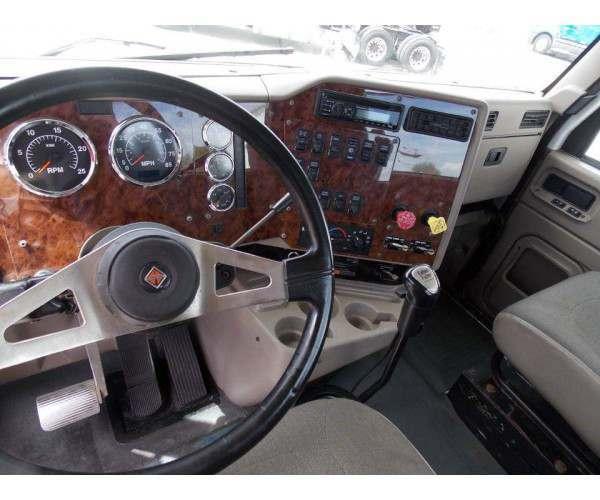 2007 International 9400i Day Cab 8
