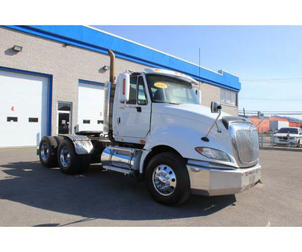2009 International Prostar Day Cab5