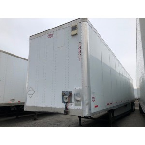 2011 Wabash Dry Van Trailer in TN