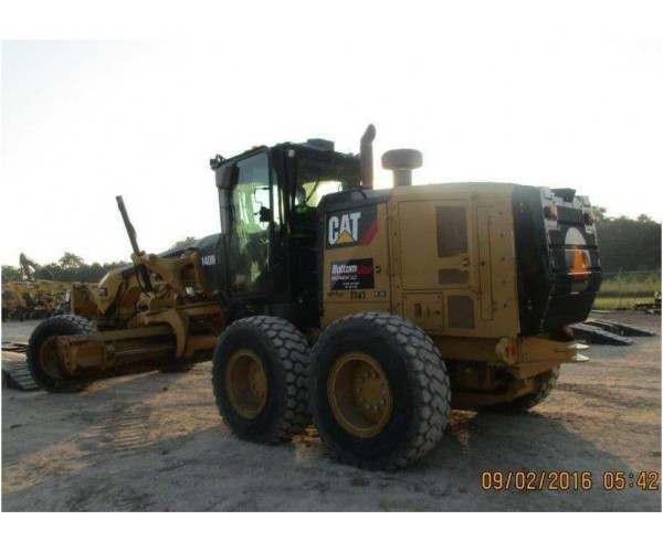 2014 Caterpillar 140M2 Motor Grader 8