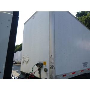 2007/08/09 Utility Dry Van Trailer in GA