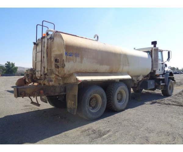 2008 Mack GU813 Water Tank Truck in CA