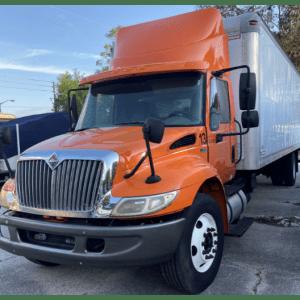 2012 International 4300 Box Truck in FL