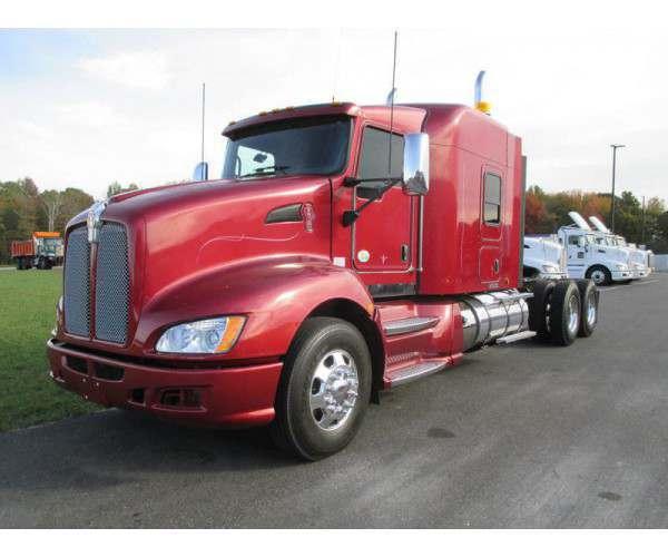 2012 Kenworth T660 5