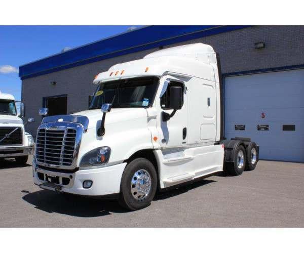 2015 Freightliner Cascadia >> 2015 Freightliner Cascadia