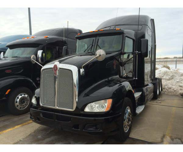 2013 Kenworth T660 Midwest