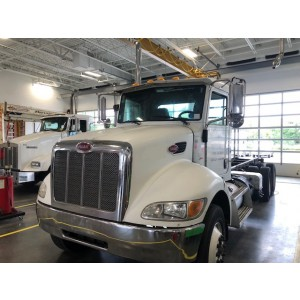2013 Peterbilt 348 Cab&Chassis