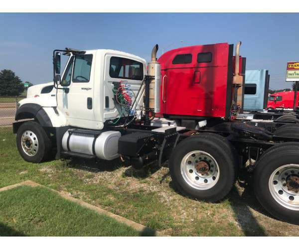 2013 International 7600 Day Cab in MS