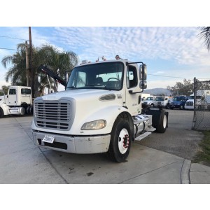 2007 Freightliner M2 Day Cab in CA
