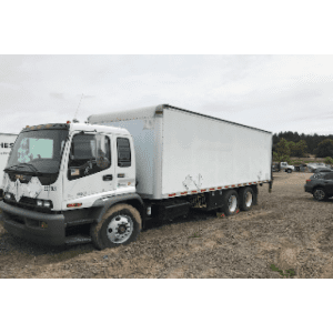 2008 GMC T8500 Box Truck in OR