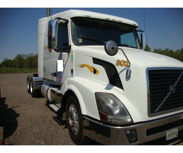 2013 Volvo VNL 630, D-13 @ 485HP, NCL Truck Sales, buy Volvo Sleeper in Mississippi