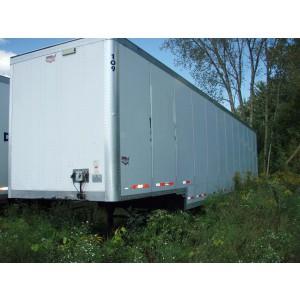 2013 Wabash Drop Frame Van Trailer in MI