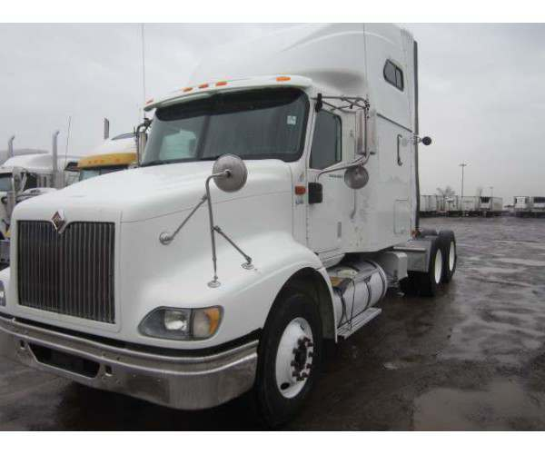 2006 International 9200 sleeper with Cummins ISX, wholesale, ncl truck sales