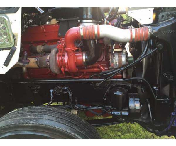 2008 Kenworth T800 5