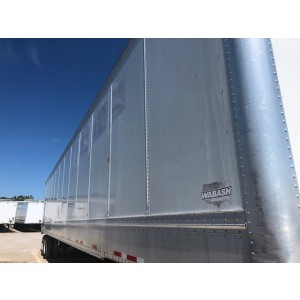 2007 Wabash Dry Van Trailer