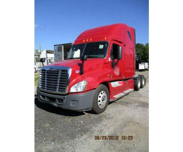 2011 Freightliner Cascadia in GA