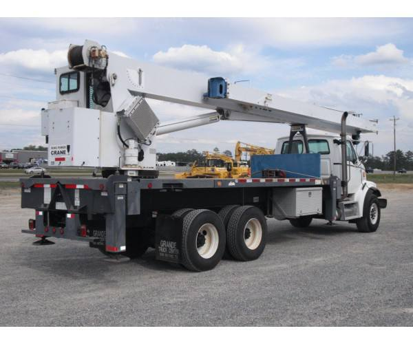 2008 Manitex Model 30112S 30 ton Truck Crane in Mississippi, wholesale, ncl truck sales