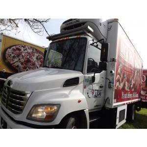 2010 Hino 338 Reefer Truck in GA