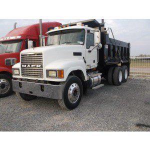 2006 Mack CV713 Dump Truck in TX