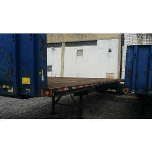 1999 Fontaine Flatbed Trailer in CT