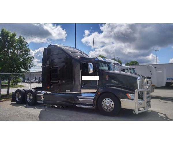 2015 Kenworth T660 in MI