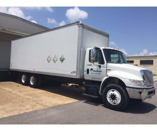 2014 International 4400 Dry Van Truck in AL