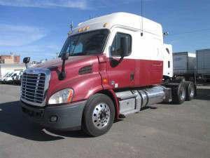 2013 Freightliner Cascadia 6