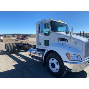 2009 Kenworth T370 Cab&Chassis