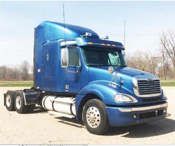 2012 Freightliner Columbia Glider, Mercedes MBE @ 450 HP,  NCL Truck Sales, buy used truck in Michigan