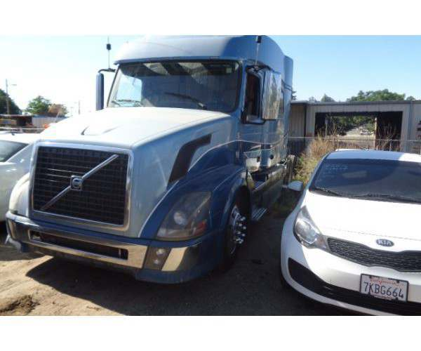 2011 Volvo VNL 730 with D16 engine in California, wholesale deal